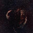 Veil Nebula  Widefield,                                Ray Heinle