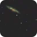M82 100ED Evostar,                                  Spacecadet