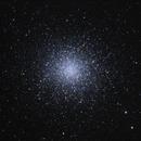 M13: Great Globular Cluster in Hercules,                                rhedden