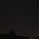 The Orion constellation,                                sajtqkac