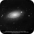 M63 Sunflower Galaxy,                                Rauno Päivinen