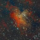 Eagle Nebula,                                Ross Lloyd