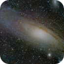 Andromeda Galaxy,                                Blacksheep79
