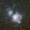 Orion Nebula,                                AWIJS