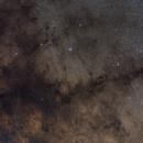 Pipe Nebula,                                Bill