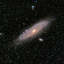 M31: Andromeda Galaxy (2019),                                Daniel Tackley