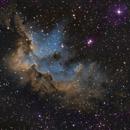 NGC7380,                                  Friderik Madarasi