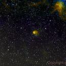 NGC 1931,                                Steve Yan