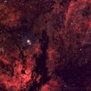 Sh 2-108 Gamma Cygni Nebula near Sadr,                                Chad Andrist