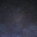 Meteor Trail and 2014 Q2 Lovejoy,                                Samuli Ikäheimo