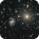 NGC 5846 and 5850,                                Patrick Chevalley