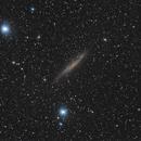 NGC4945,                                Kevin Parker