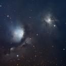 M78 RGB - short exposure,                                Simon Großlercher