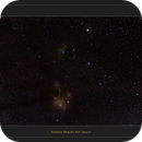 Antares mit Saturn,                                pula