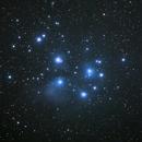 Pleiades M45,                                Vital