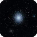 Messier 13,                                Ian Papworth