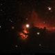 Horsehead + flame nebula,                                Svennie46