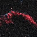 The Eastern Veil Nebula,                                  Samuel Granovsky