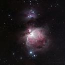 Orion Nebula HDR,                                Nikolay Kondrashov