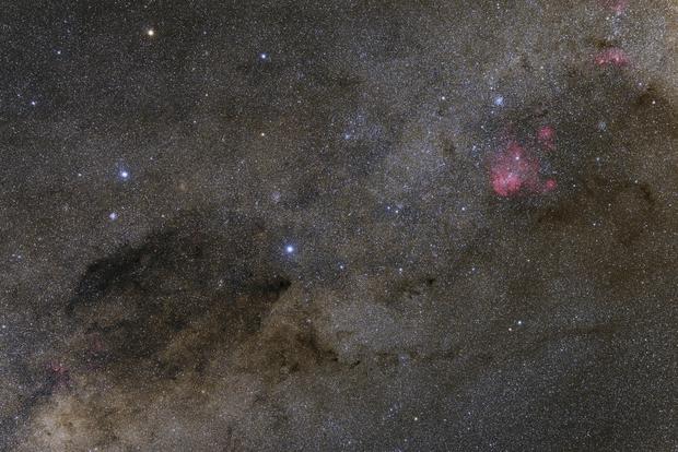 Crux / Centaurus widefield,                                tommy_nawratil