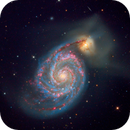 M51 With Excellent Seeing,                                Kevin Morefield