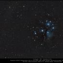 The Pleiades,                                  Dominique Callant