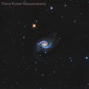 NGC 1566,                                Thava Narayanasamy