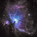 M42 - Orion Nebula,                                Vickraaz