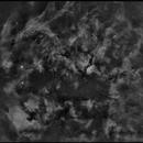 Cygnus widefield 20 panel mosaic HA,                                  Ola Skarpen