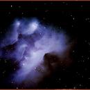 NGC1973 The Running Man Nebula,                                AlBroxton