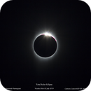 Total Solar Eclipse 2019 - Diamond Ring,                                L. Fernando Parmegiani