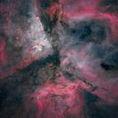 NGC 3372 Carinae Nebula L RGB,                                  Michael Wolter