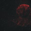 Jellyfish Nebula IC443,                                Aaron