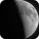 A Moon, IR-742 Mosaic Image. FC SER stacks taken 21 April-2021, CPH, Denmark,                                Niels V. Christensen