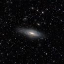 "NGC7331 at 0.5""/pixel from red zone,                                avarakin"