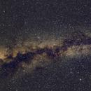 Milkyway in October,                                  Rudolf Bumm