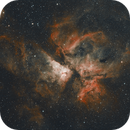 NGC 3372 - The Great Carina Nebula,                                Greg Sleap