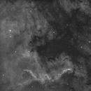 firstlight with hyperstar v4 on NGC 7000,                                  Christoph Lichtblau