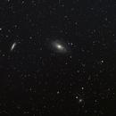 Bode's Nebulae,                                Marcus Jaschen