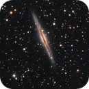 NGC891,                                Saša Nuić