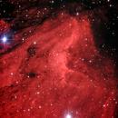 IC5070 detail in HaRGB,                                MicRaWi