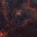IC 1805 Heart Nebula,                                HBAstropicsel