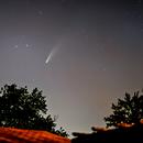 C/2020 Comet Neowise,                                William