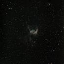 NGC 2359 HaO3,                                Станция Албирео