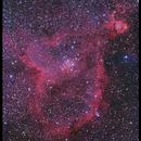 IC1805 Heart Nebula,                                Fuuma-mfuk