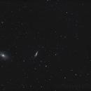 M81, M82, NGC3077,                                Luca D'Avino