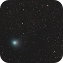 Comet Jacques in Cassiopeia,                                Tony Cook