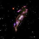 ic2574 galassia nell'orsa maggiore                                                           distanza 12 milioni  A.L.,                                Carlo Colombo
