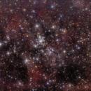 NGC 6820/23,                                George Simon