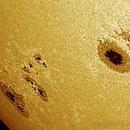 Sunspots,                                Arno Rottal